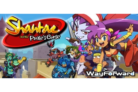 Shantae and the Pirate's Curse on Steam - PC Game | HRK