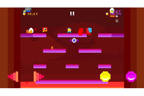 Woah Dave! is a frantic action-packed arcade game that is ...