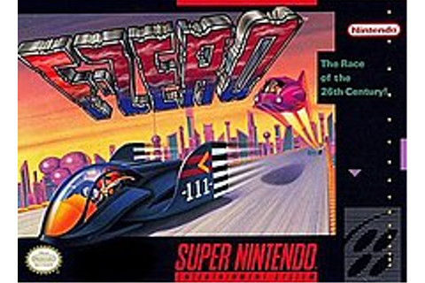 F-Zero (video game) - Wikipedia