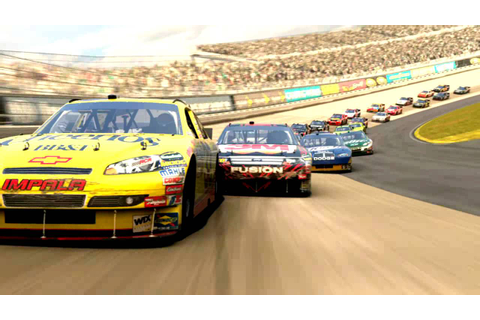 Nascar the Game 2011 intro - YouTube