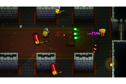 Behind the scenes with Enter the Gungeon, a bullet-filled ...