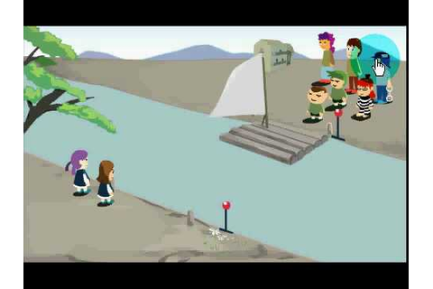 River Crossing Game - YouTube