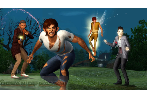 The Sims 3 Supernatural Free Download - Ocean Of Games
