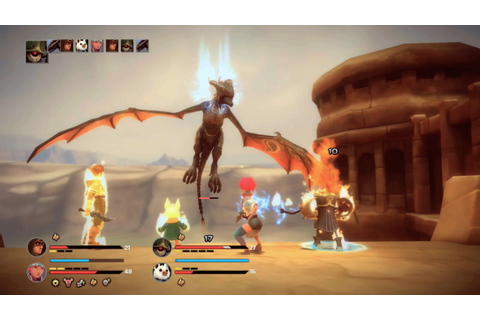 New Gameplay Trailer news - Earthlock: Festival of Magic ...