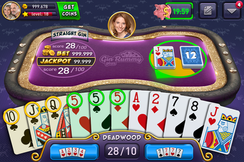 Gin Rummy Plus - Android Apps on Google Play