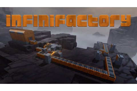 Infinifactory - Early Access - Quick Look - YouTube