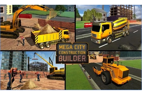 Mega City Construction Builder Apk - Free Download Android ...