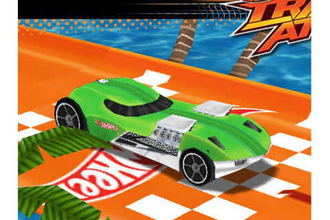 Hot Wheels Track Attack - online game | GameFlare.com