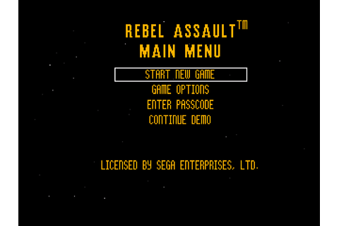 Star Wars Rebel Assault Download Game | GameFabrique