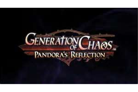 Games Fiends - Generation of Chaos: Pandora's Reflection ...