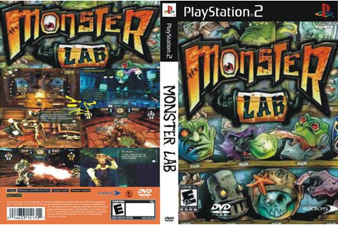 Download Game Monster Lab PS2 Full Version Iso For PC ...