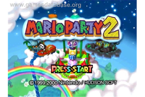 Mario Party 2 - Nintendo N64 - Games Database