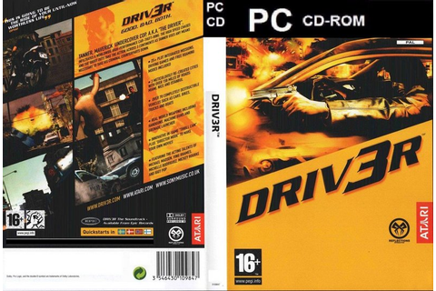 Driver 3 / Drive3r PC Games RIP 399 MB [ MEDIAFIRE ]download game ...