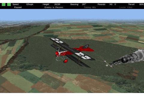 Flying Corps (1996) - PC Game