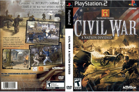 The History Channel: Civil War - A Nation Divided - R$ 11 ...