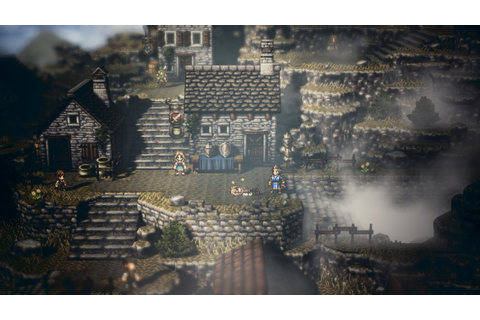 Square Enix's Switch exclusive Project Octopath Traveler ...