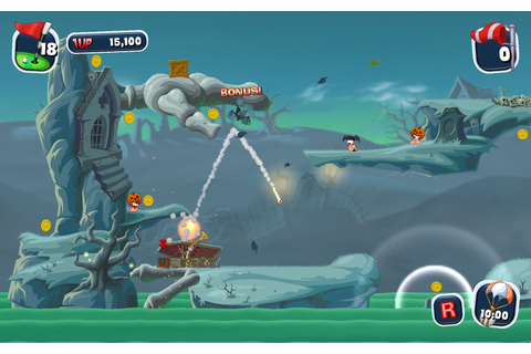 Grab Worms Crazy Golf and every title in Team17's iPhone ...