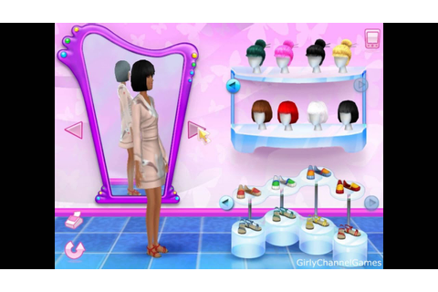 Barbie Fashion Show - An Eye for Style game PC Episode 8 ...