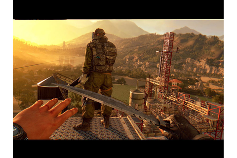 Buy Dying Light The Following PS4 Game Code Compare Prices