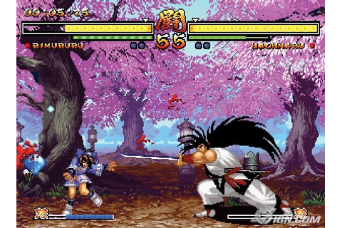 Samurai Shodown Anthology impressions, version difference ...