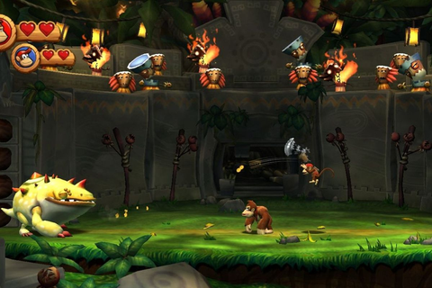 Donkey Kong Country Returns 3D developer is not Retro ...