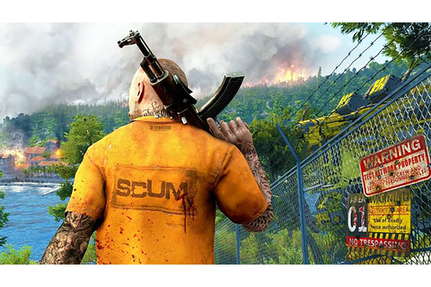 SCUM - First Gameplay Demo (Prison Riot Open World ...