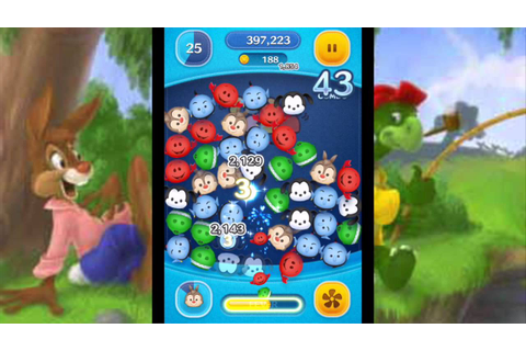 Brer Rabbit Disney Tsum Tsum Game - YouTube