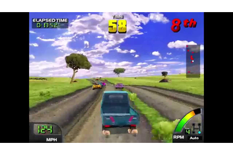 Cruis'n World (Arcade/60FPS) - YouTube