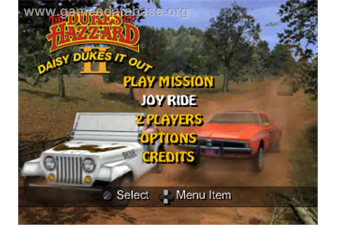 The Dukes Of Hazzard Running From Rosco GameDownload Free ...