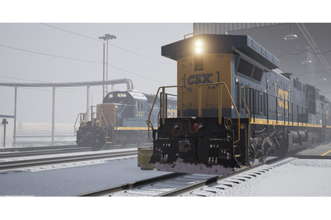Train Sim World CSX Heavy Haul Free Download - Ocean Of Games