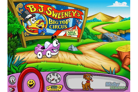 Download Putt-Putt Joins the Circus (Mac) - My Abandonware