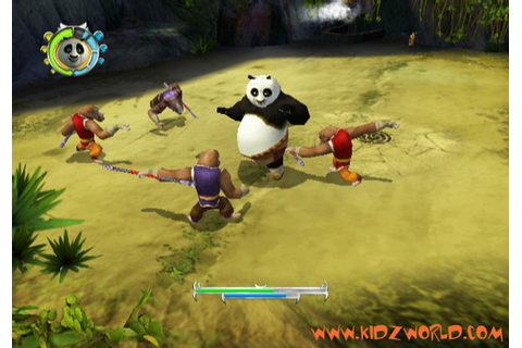 Kung Fu Panda: Legendary Warriors :: Wii Game Preview | Po ...