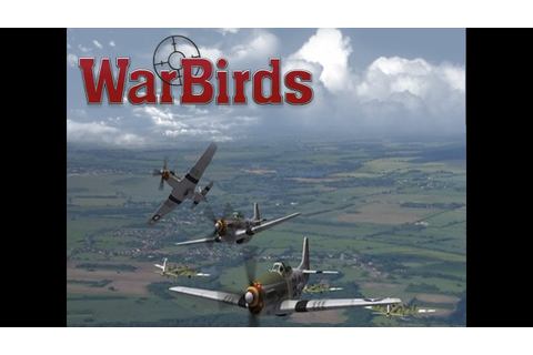 WarBirds Game Play - YouTube
