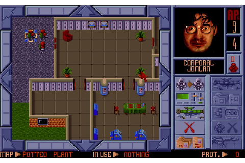 Download Laser Squad strategy for DOS (1992) - Abandonware DOS