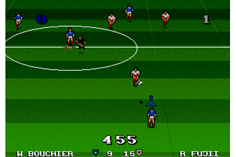 Play Ultimate Soccer Sega Genesis online | Play retro ...