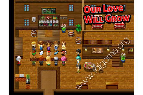 Our Love Will Grow - Tai game | Download game Mô phỏng