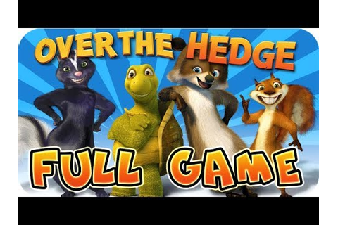 Over The Hedge FULL GAME Longplay (PS2, GCN, XBOX, PC ...