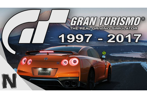 All Gran Turismo Game Trailers Evolution (1997-2017) Gran ...