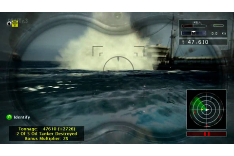 Naval Assault The Killing Tide - Xbox 360 - official video ...