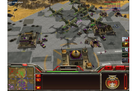Command Conquer Generals Zero Hour Game Free Download Full ...