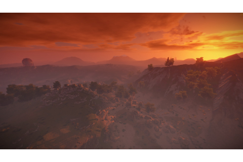 rust, Video Games, Sunset, Sun, Landscape Wallpapers HD ...