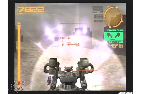 Armored Core 2 Another Age PS2 ISO – isoroms.com