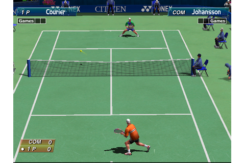 The Top Tennis Games Ever Created - GamerBolt