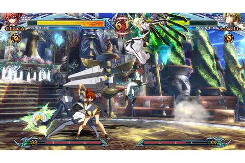 BlazBlue: Chrono Phantasma Extend - PS4 Review | Chalgyr's ...