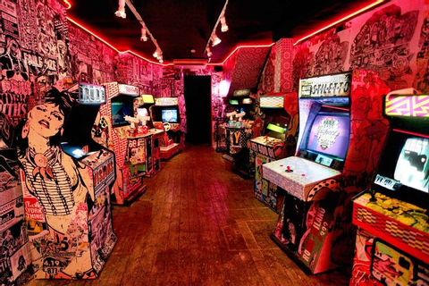 Best 25+ Arcade room ideas on Pinterest | Game room ...
