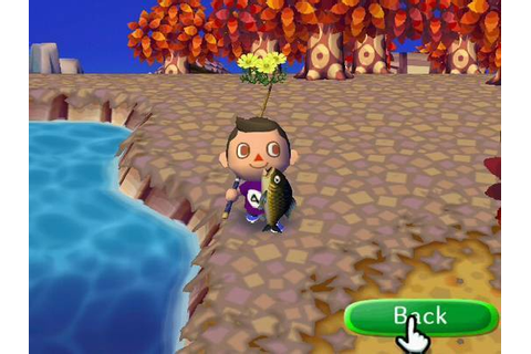 Animal Crossing: Lets Go To The City Wii - Impact Game