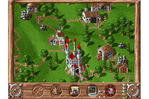 Download The Settlers | DOS Games Archive