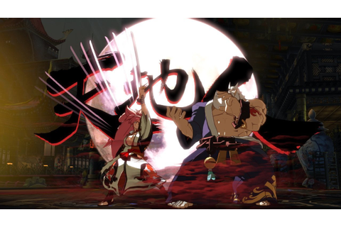 New Games: GUILTY GEAR XRD - REV 2 (PlayStation 4) | The ...