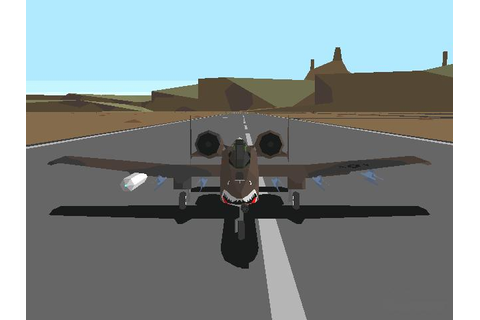 A-10 Cuba! Download (1996 Simulation Game)