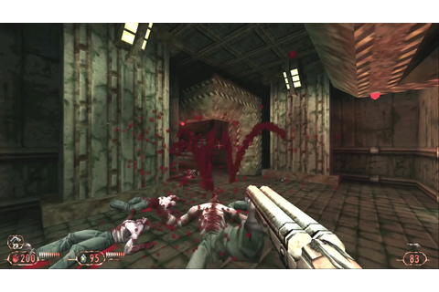 Blood II: The Chosen - The Nightmare Levels Download Game ...